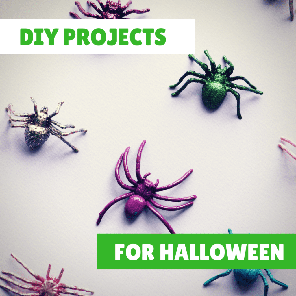 DIY Projects For Halloween