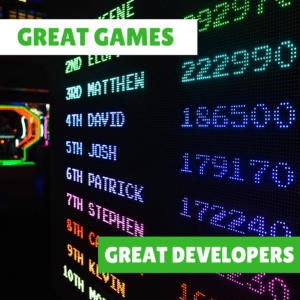 Articles About Great Games And Developers 1