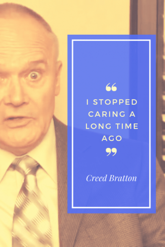 19 Crazy Creed Bratton Quotes From The Office | Effective Nerd