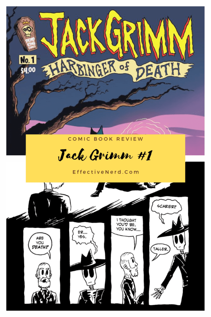 Jack Grimm Issue 1