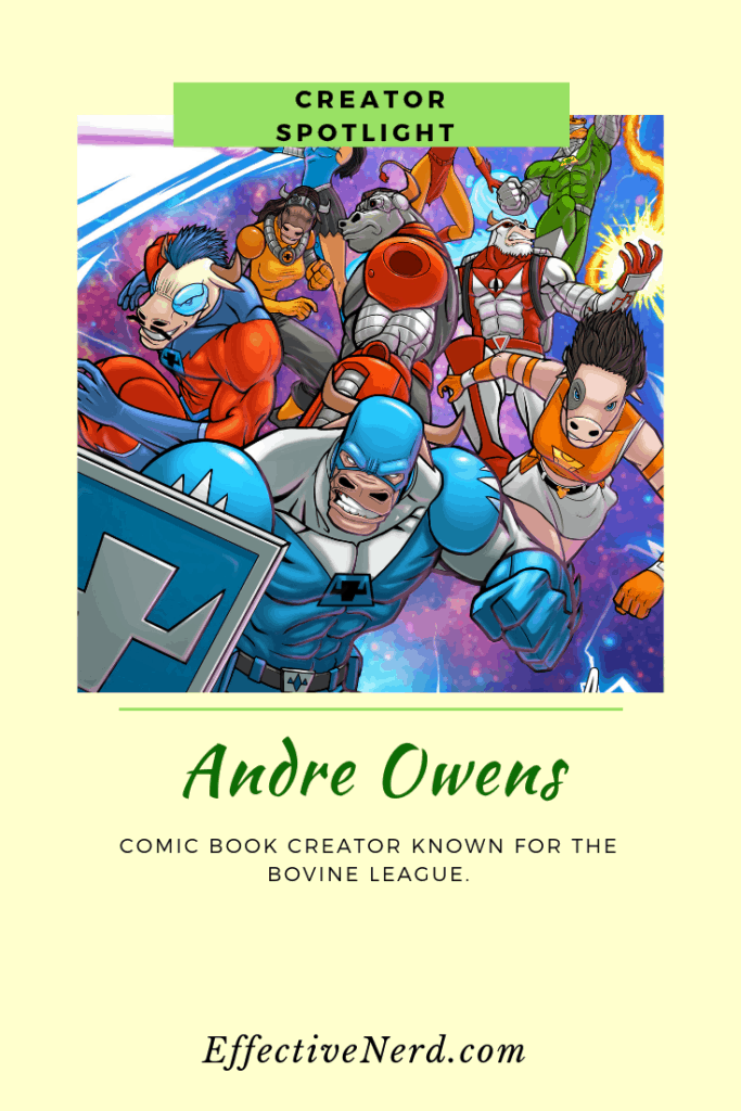 Andre Owens Interview