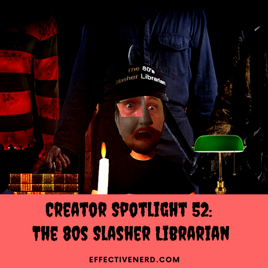 The 80s Slasher Librarian