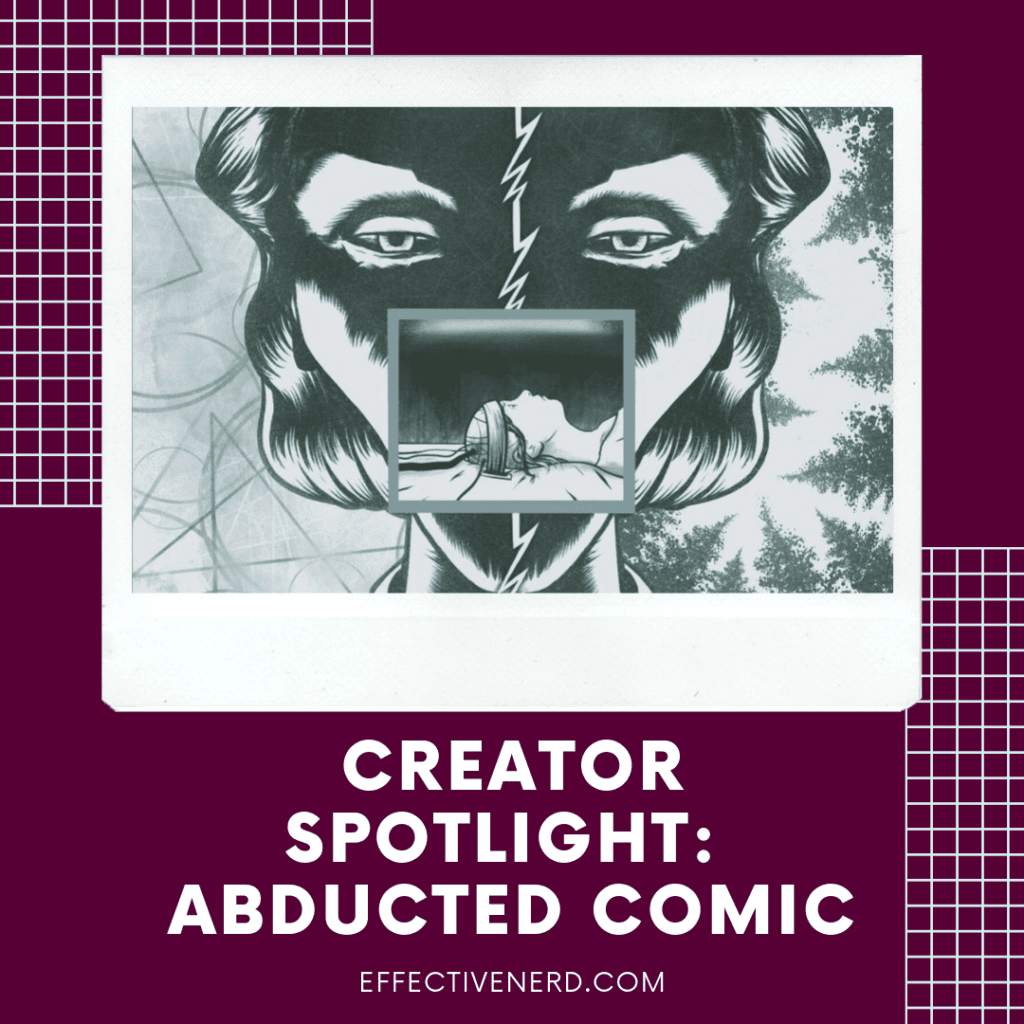 Abducted Comic Interview