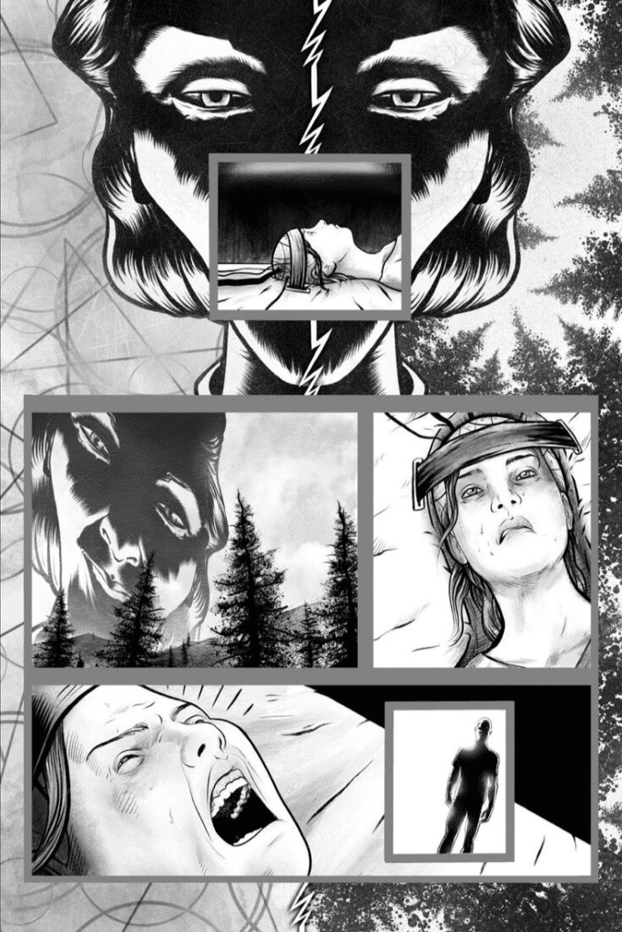 Abducted Issue 4