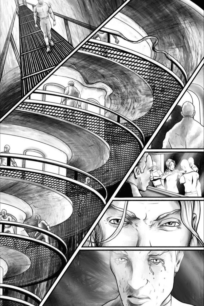 Abducted Issue 4 Preview